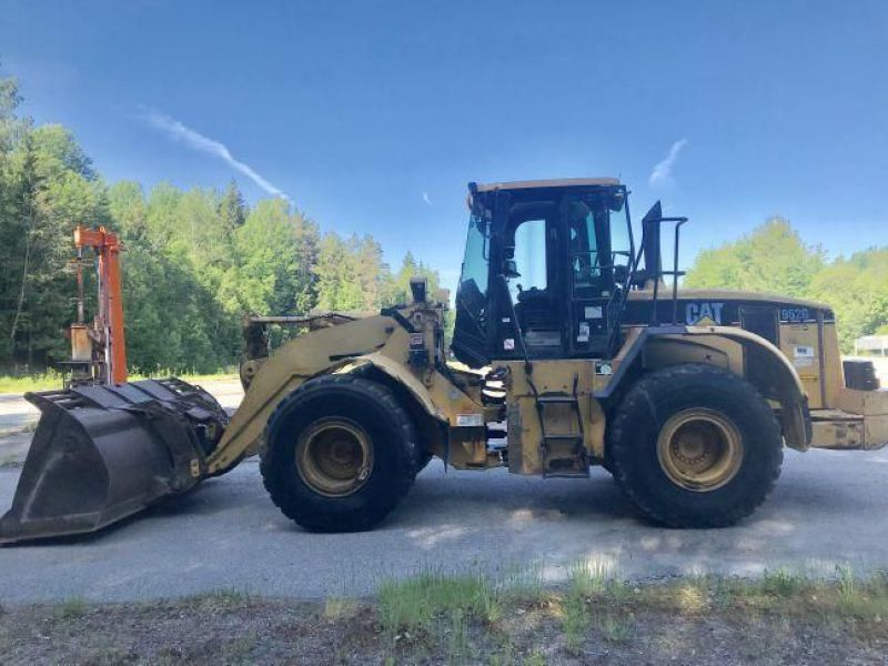 Caterpillar 962G II Hjullastare/Wheel loader - 0