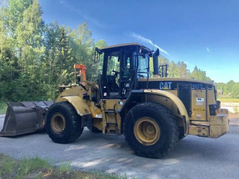 Caterpillar 962G II Hjullastare/Wheel loader - 2