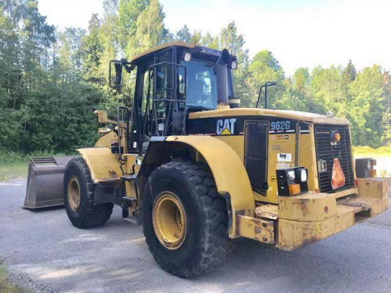 Caterpillar 962G II Hjullastare/Wheel loader - 7