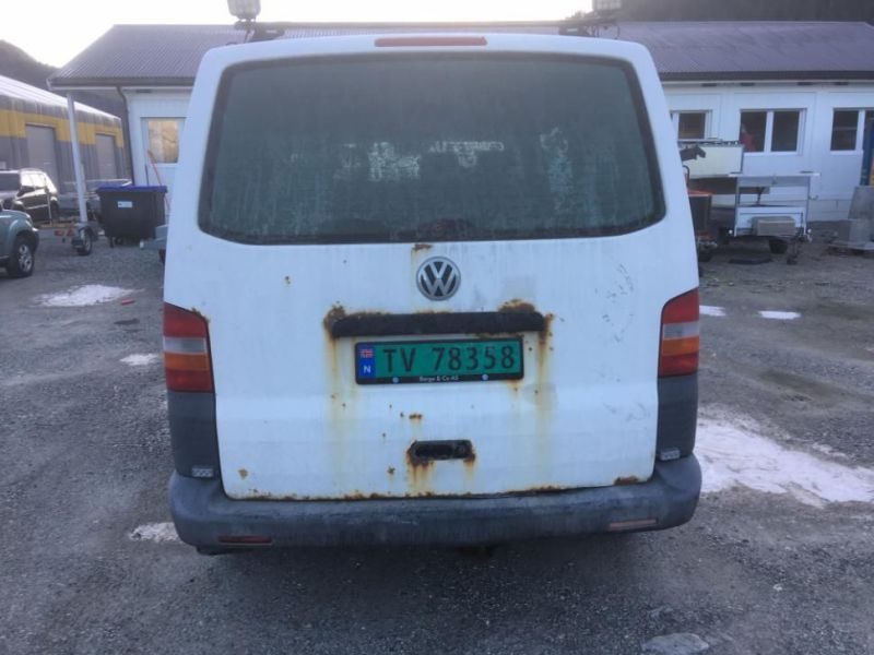 VW transporter varebil - 1