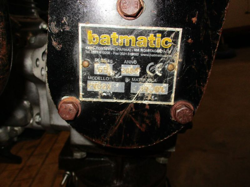 2 X Jordlopper Batmatic/Dynapac / 2 pcs  - 4