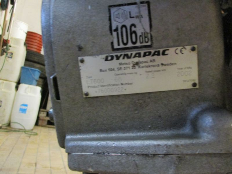 2 X Jordlopper Batmatic/Dynapac / 2 pcs  - 10