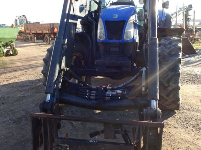 New holland tractor - 14