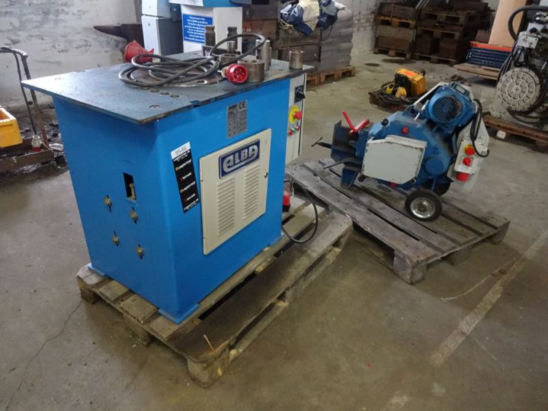 Klippe og bukkemaskiner / Cutting and bending machines - 0