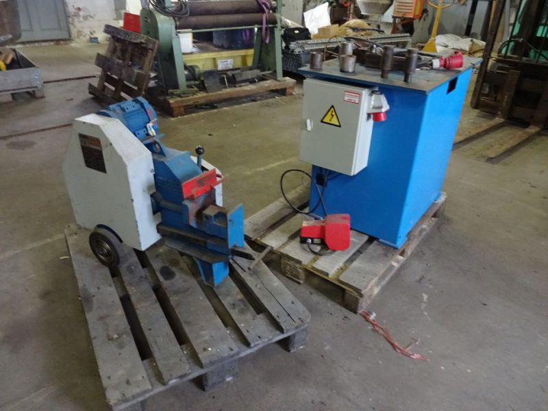 Klippe og bukkemaskiner / Cutting and bending machines - 3