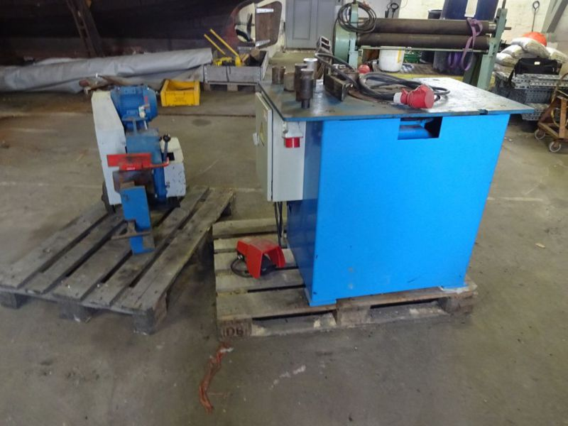Klippe og bukkemaskiner / Cutting and bending machines - 4