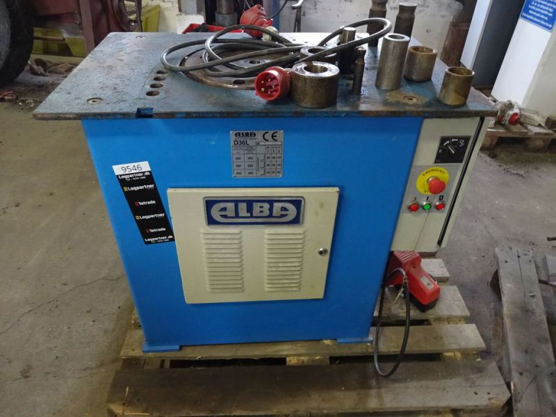 Klippe og bukkemaskiner / Cutting and bending machines - 12