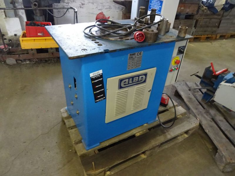 Klippe og bukkemaskiner / Cutting and bending machines - 14