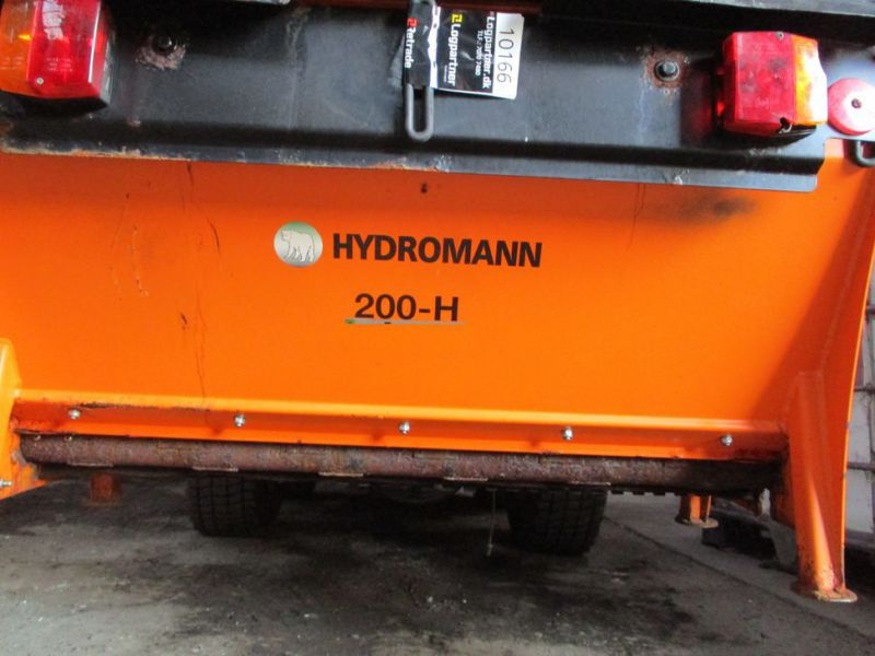 Hydromann 200H valseudlægger 100 cm / Sand and salt spreader - 3