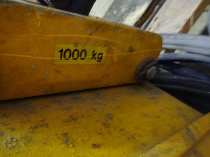 Hydraulisk bomspil og Elspil / Winch for excavator and electric winch  - 5
