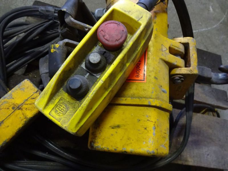 Hydraulisk bomspil og Elspil / Winch for excavator and electric winch  - 7