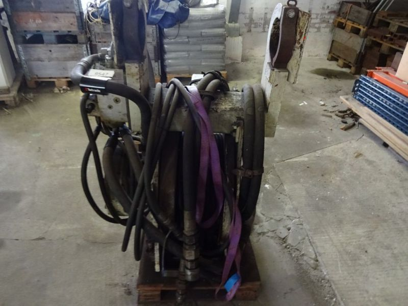 Hydraulisk bomspil og Elspil / Winch for excavator and electric winch  - 10