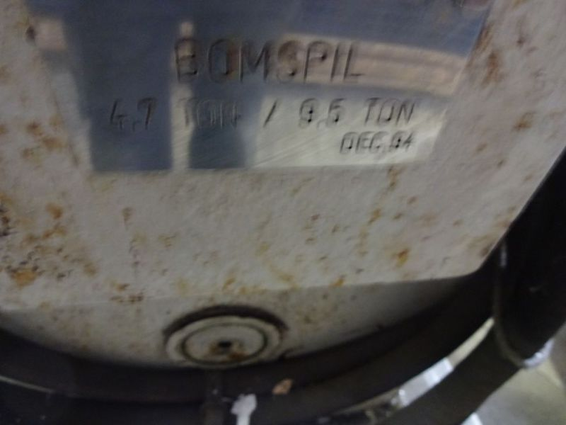 Hydraulisk bomspil og Elspil / Winch for excavator and electric winch  - 12