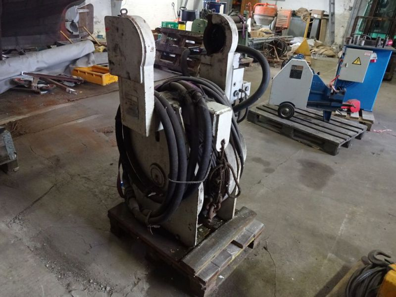 Hydraulisk bomspil og Elspil / Winch for excavator and electric winch  - 13