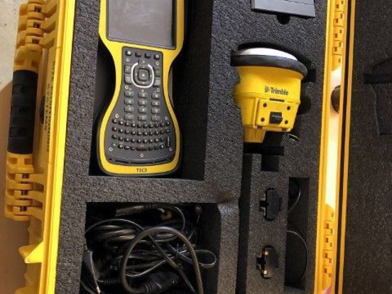 Totalstation / Total Station Trimble  - 14