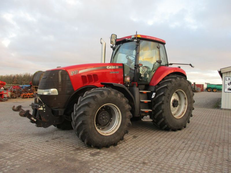 CASE IH MAGNUM 310 4wd tractor 5800 hours - 0