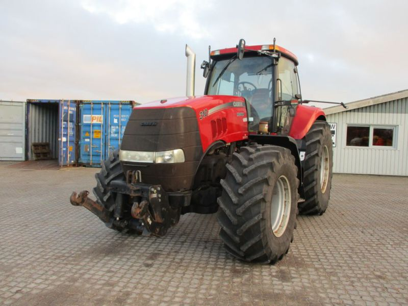 CASE IH MAGNUM 310 4wd tractor 5800 hours - 2
