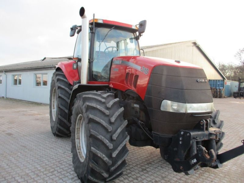 CASE IH MAGNUM 310 4wd tractor 5800 hours - 3