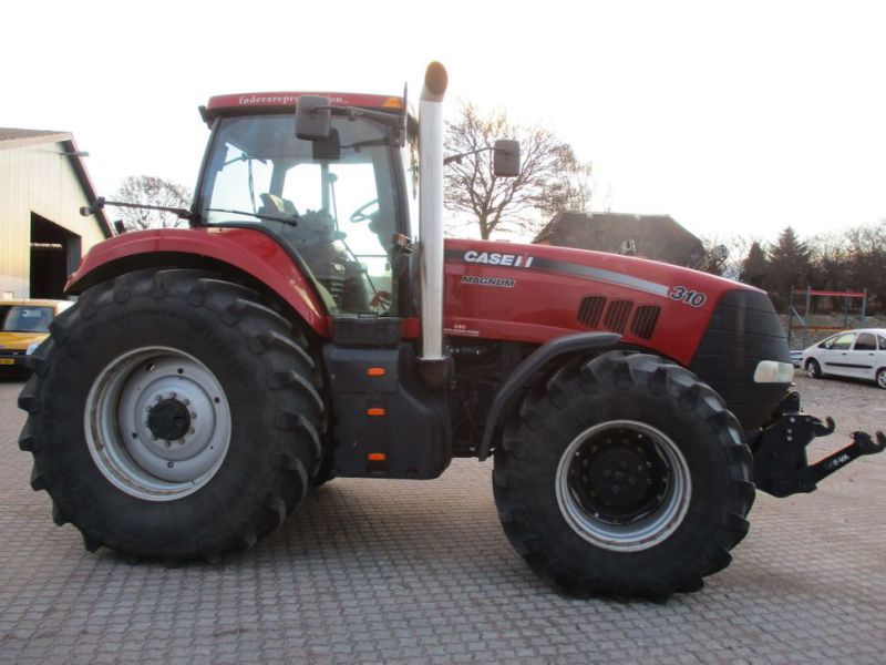 CASE IH MAGNUM 310 4wd tractor 5800 hours - 12
