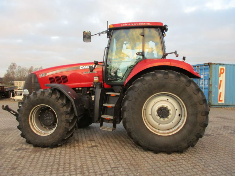 CASE IH MAGNUM 310 4wd tractor 5800 hours - 23