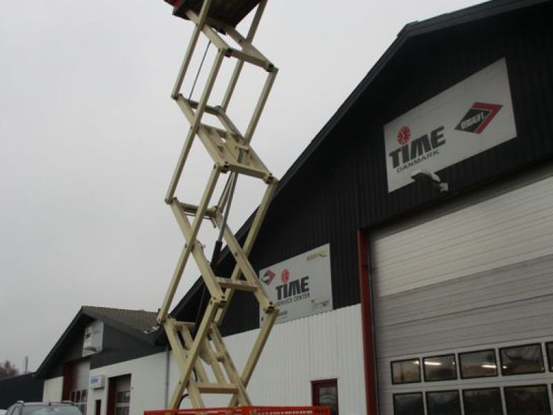 JLG 3369LE Elektrisk Sakslift / Electric Scissor lift 12 meters working hight - 3