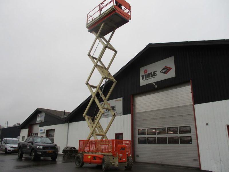 JLG 3369LE Elektrisk Sakslift / Electric Scissor lift 12 meters working hight - 4