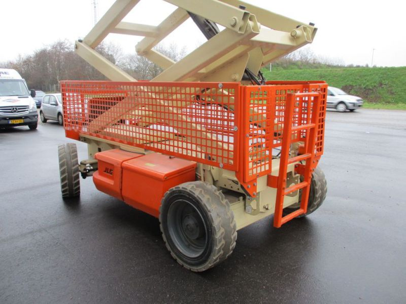 JLG 3369LE Elektrisk Sakslift / Electric Scissor lift 12 meters working hight - 8