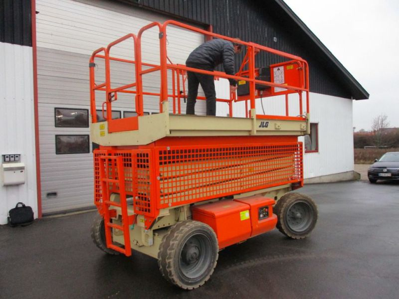 JLG 3369LE Elektrisk Sakslift / Electric Scissor lift 12 meters working hight - 11