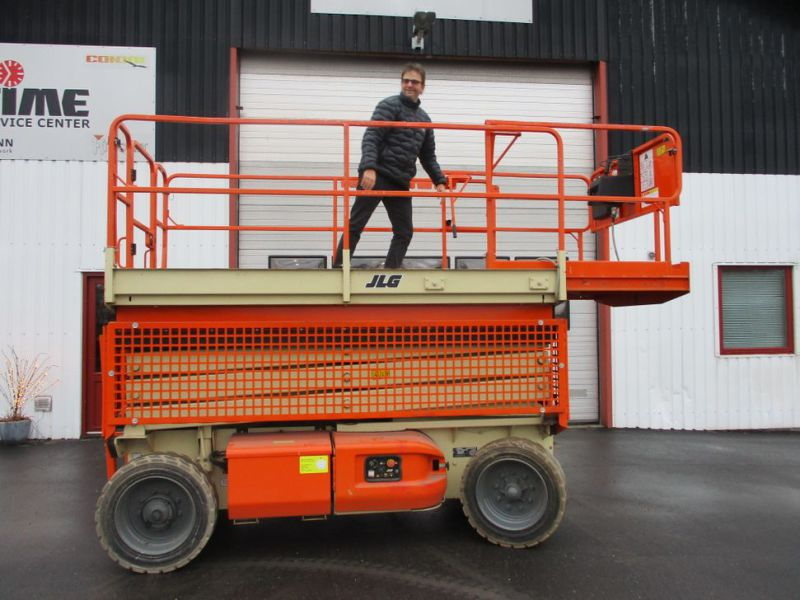 JLG 3369LE Elektrisk Sakslift / Electric Scissor lift 12 meters working hight - 12