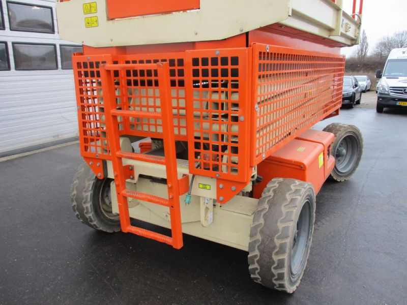 JLG 3369LE Elektrisk Sakslift / Electric Scissor lift 12 meters working hight - 20