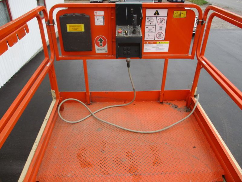 JLG 3369LE Elektrisk Sakslift / Electric Scissor lift 12 meters working hight - 26