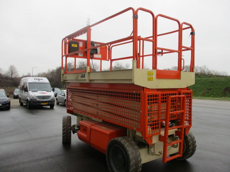 JLG 3369LE Elektrisk Sakslift / Electric Scissor lift 12 meters working hight - 29
