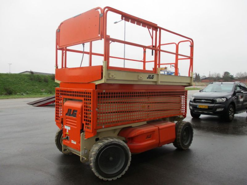 JLG 3369LE Elektrisk Sakslift / Electric Scissor lift 12 meters working hight - 30
