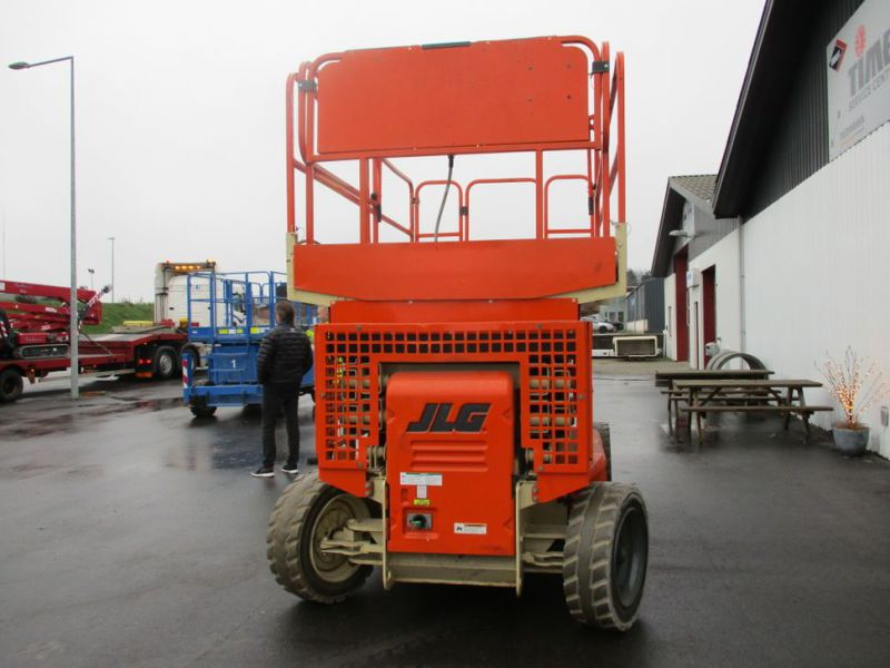 JLG 3369LE Elektrisk Sakslift / Electric Scissor lift 12 meters working hight - 31