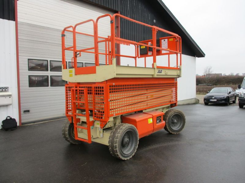 JLG 3369LE Elektrisk Sakslift / Electric Scissor lift 12 meters working hight - 35