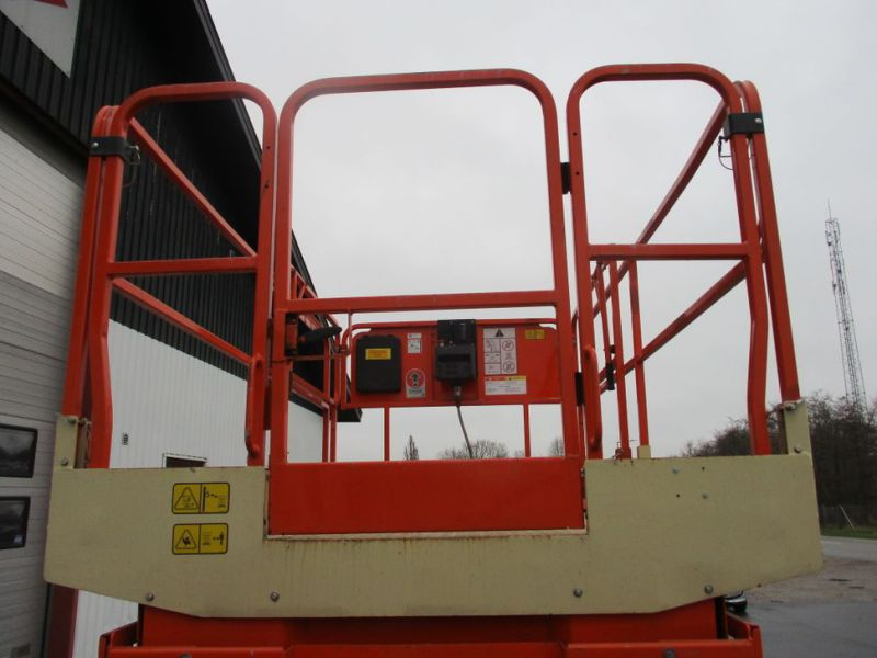 JLG 3369LE Elektrisk Sakslift / Electric Scissor lift 12 meters working hight - 36