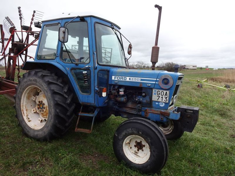 Ford 5600 2wd Tractor - 0