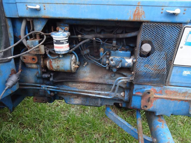 Ford 5600 2wd Tractor - 3