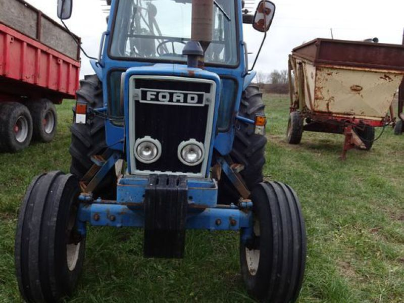 Ford 5600 2wd Tractor - 30