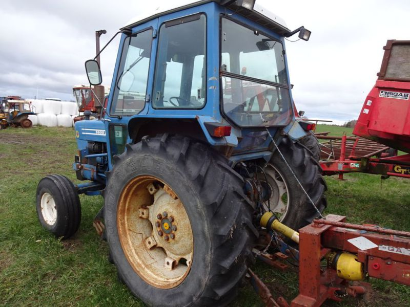 Ford 5600 2wd Tractor - 39