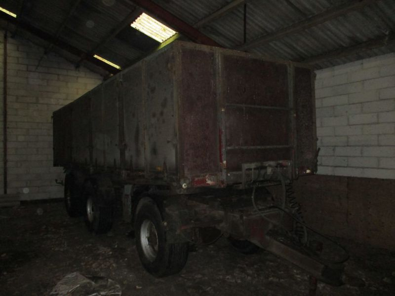 Traktor trailer / Wagon - 7