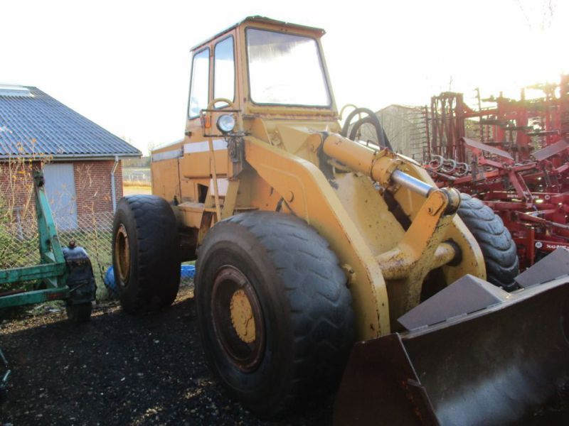 International Hough H65C hjullæsser / Wheel loader - 0