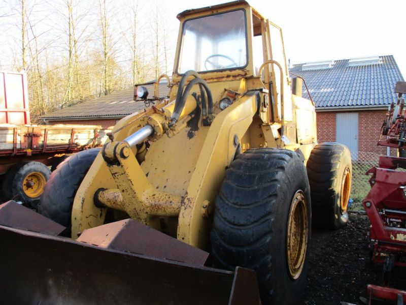 International Hough H65C hjullæsser / Wheel loader - 2