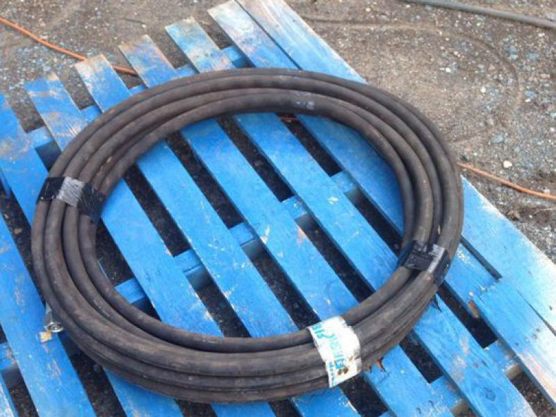 High pressure hose for water washing- 750 bar - 1