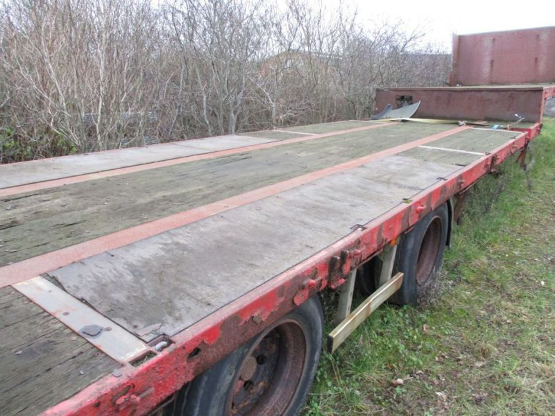 Wabco maskin trailer med ramper / Machine trailer with ramps - 10