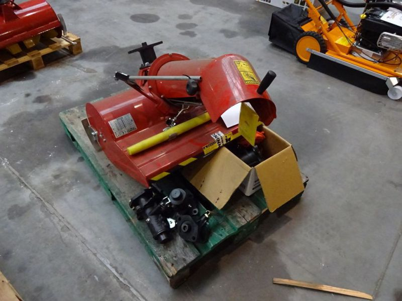 Sneslynge til 2-hjulet redskabsbærer / Snowblower for tool carrier - 2