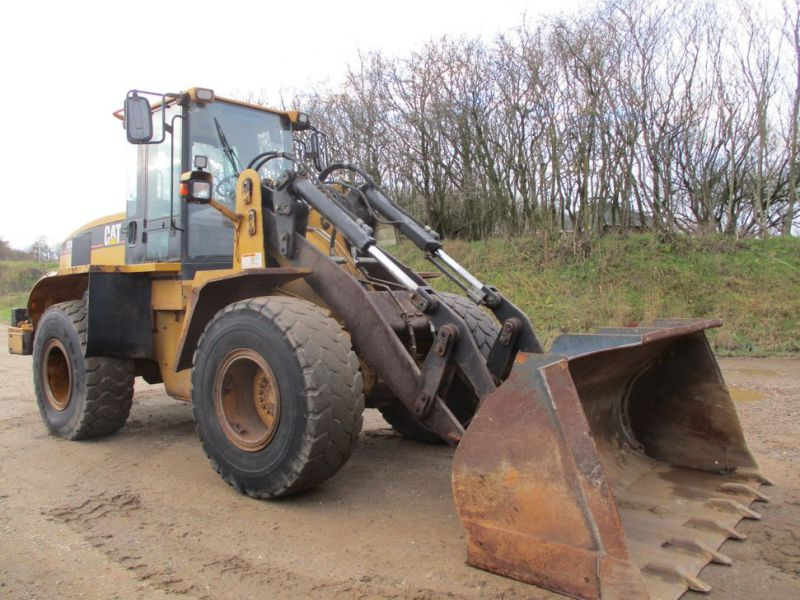 CAT IT38G Hjullæsser med skovl / CAT Wheel loader with bucket - 11