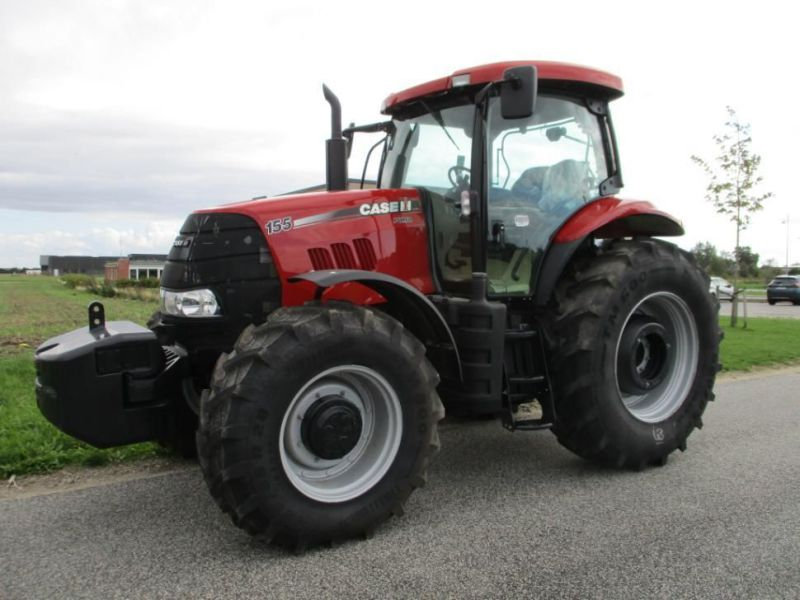 Case Puma 155 4 WD Traktor NY-UBRUGT / Tractor NEW UNUSED - 0