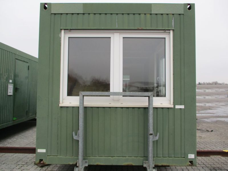 Kontormodul med 2 rum & toilet / Office module with 2 rooms & toilet - 2