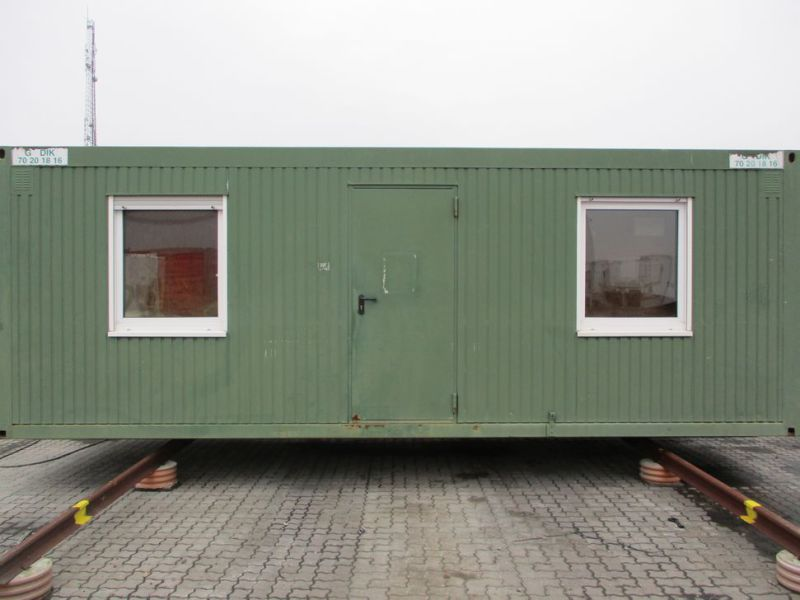 Kontormodul med 2 rum & toilet / Office module with 2 rooms & toilet - 3